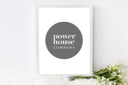 print design | poster | powerhouse coaching | deep