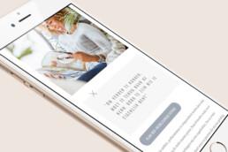 mobile website design | powerhouse coaching | deep