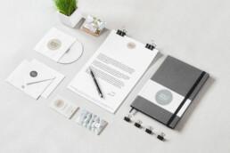 print design | stationary | powerhouse coaching | deep