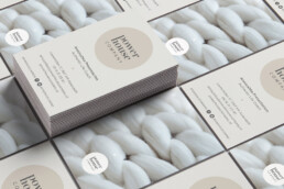 print design | businesscards | powerhouse coaching | deep