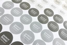 print design | stickers | powerhouse coaching | deep