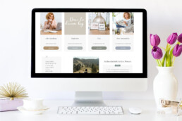 website design | powerhouse coaching | deep