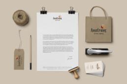 stationary design | Anatrans Cashews | Deep