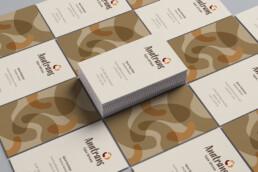 businesscard design | Anatrans Cashews | Deep
