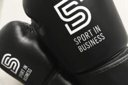 logo design | sport in business | deep