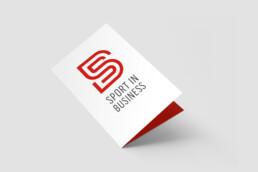 businesscard design | sport in business | deep